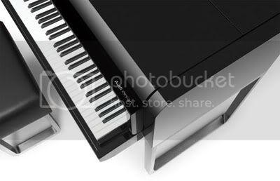 Grand Piano by Audi Design Studio 1