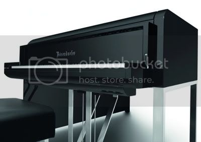 Grand Piano by Audi Design Studio 6